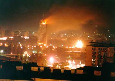 Агрессия НАТО против Югославии в 1999 г.
